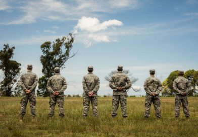 Enfermería Militar, la ayuda en las Fuerzas Armadas